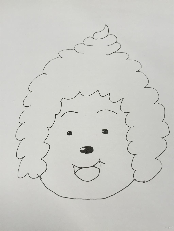 懒羊羊简笔画与壮志凌云对联