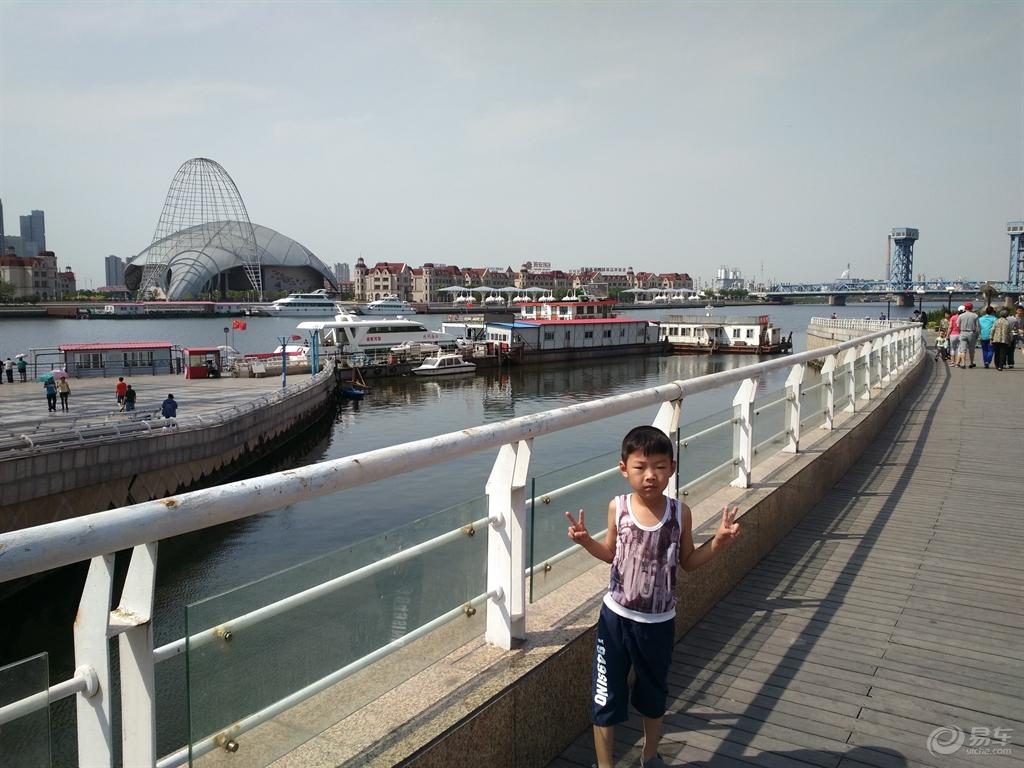 天津东疆港人工沙滩
