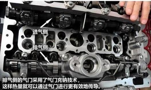 宝马n52发动机进气电磁阀位置高清图片
