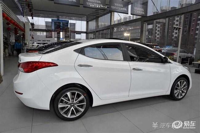 16款北京现代朗动 尊贵版有导航吗 -朗动买车问答高清图片