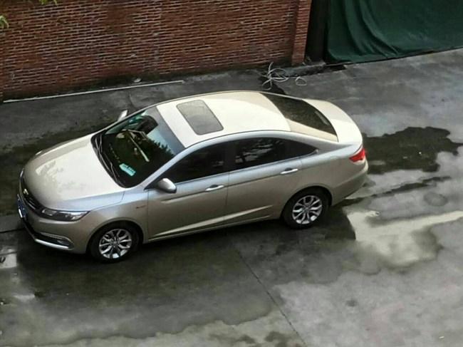 有买吉利帝豪GL车主朋友,来说说这款车,用车感受怎么样,特别 -帝高清图片