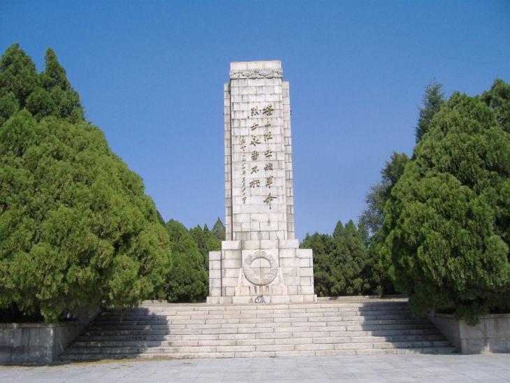 自驾游 目的地 辽宁 葫芦岛 塔山阻击战纪念塔  查看全部 6张照片
