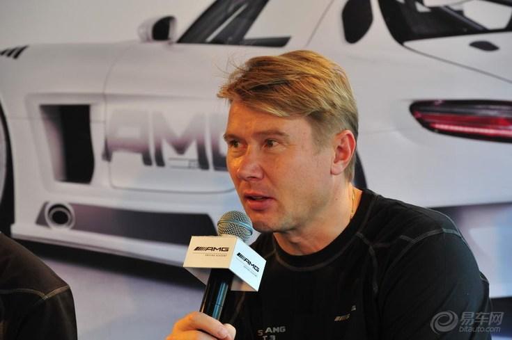 前F1冠军哈基宁