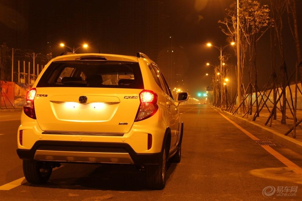 界车的独特气质长安新CX20 -长安CX20论坛图片集锦高清图片