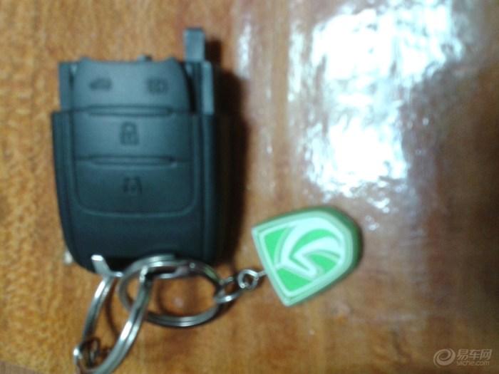 宝骏630论坛 -更换钥匙电池高清图片