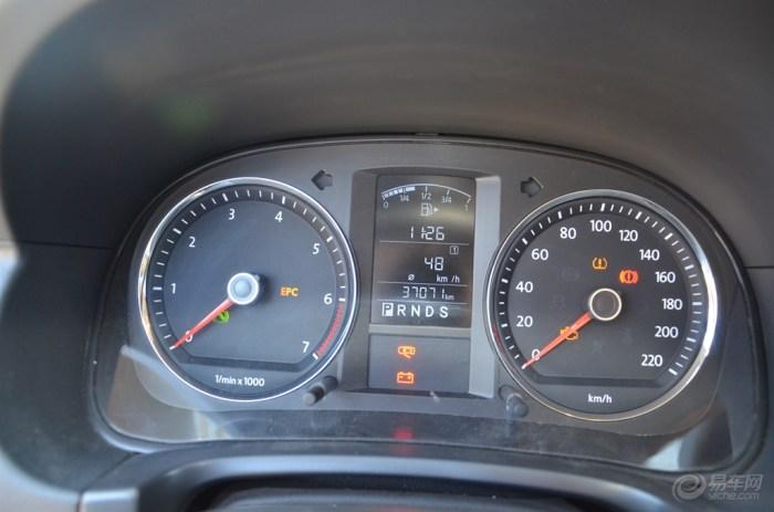 丰田汽车胎压故障灯标志图解