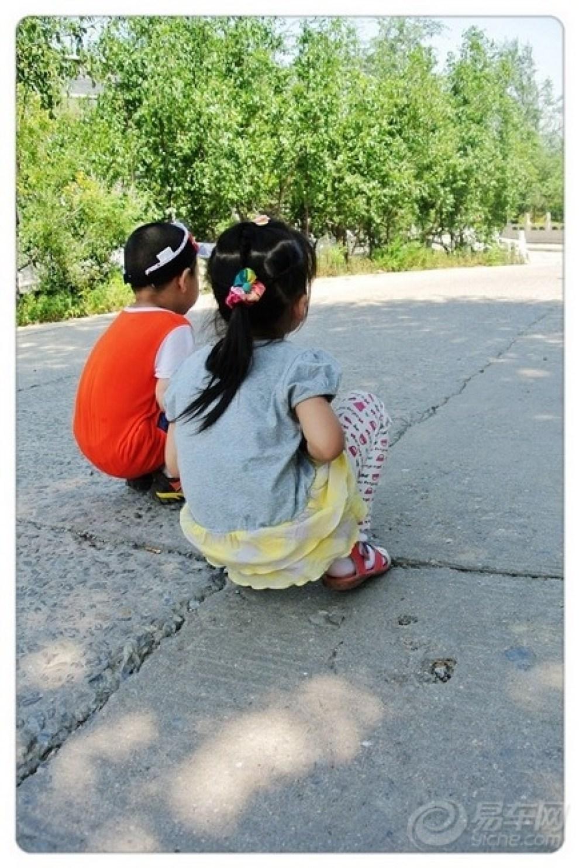 130901 两小无猜封龙山游玩 超级宝贝图片集锦 超级宝贝图...
