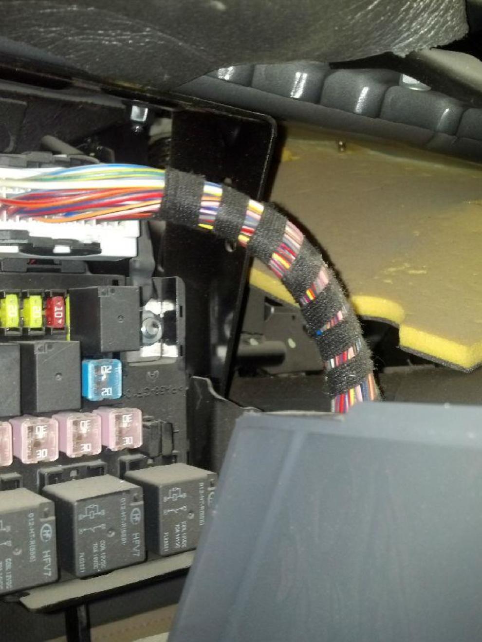 旗云2 保险盒 说明,旗云2保险盒,2010款旗云2保险盒图,12款旗云2高清图片