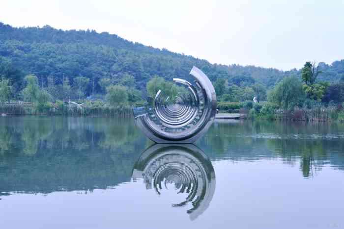【国庆自驾游】芜湖雕塑公园