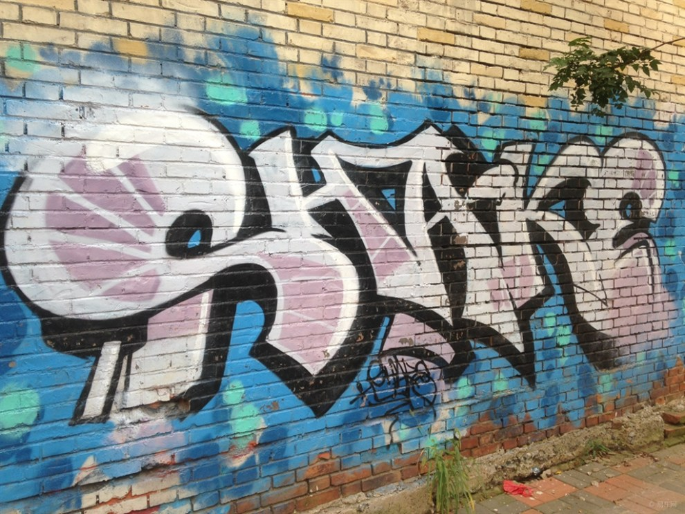 求助 给个画街头涂鸦的网站
