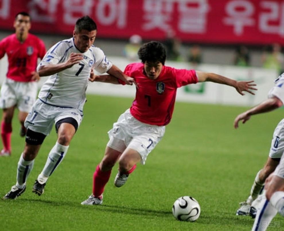 朴智星壁纸fifa_朴智星担任FIFA世界杯形象大使