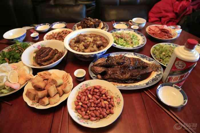 【【年味中国】大年初二亲情饭】美食美食之旅车城长春论坛万达图片