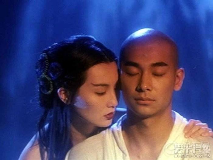 青蛇张曼玉与法海赵文卓