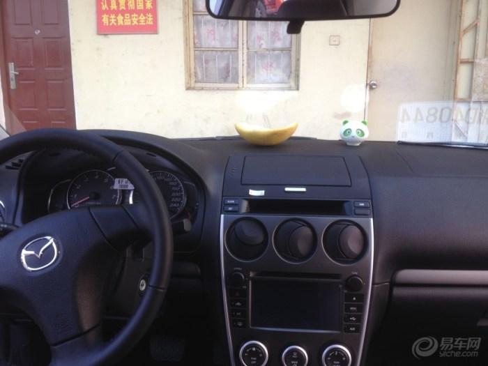 马自达6社区 易车