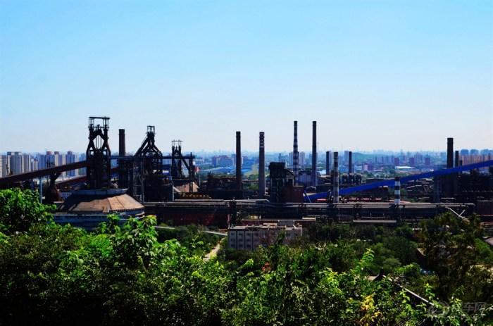 首钢工业遗址公园