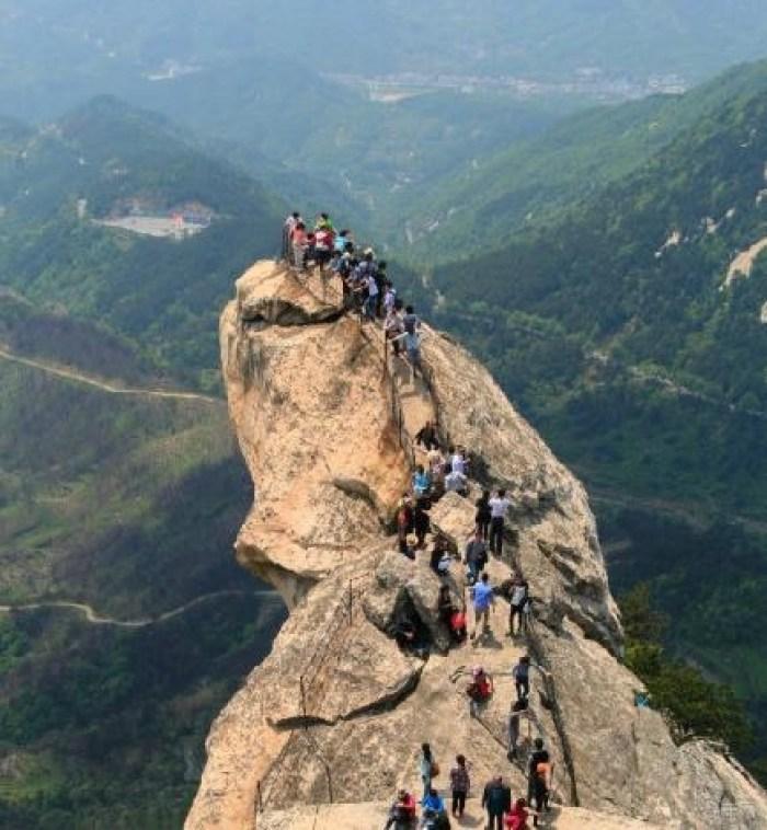龟峰山风景旅游区