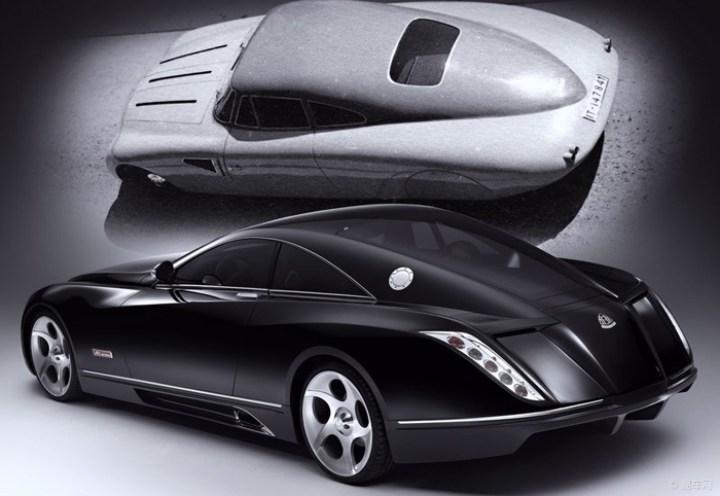 不但以前是 现在它还是世界上售价最贵的豪华车