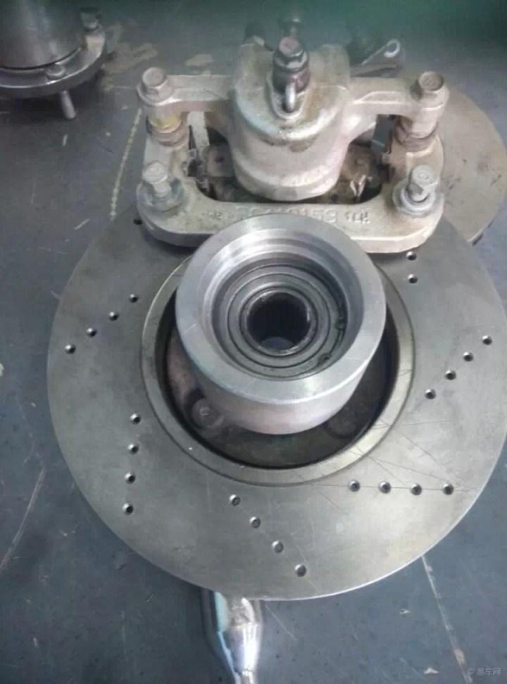 手工打造原子赛车制作过程