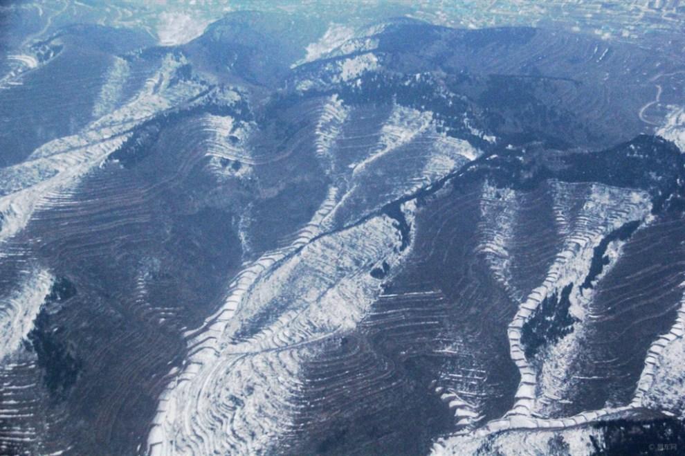 【每周一图】第七十二期雪山