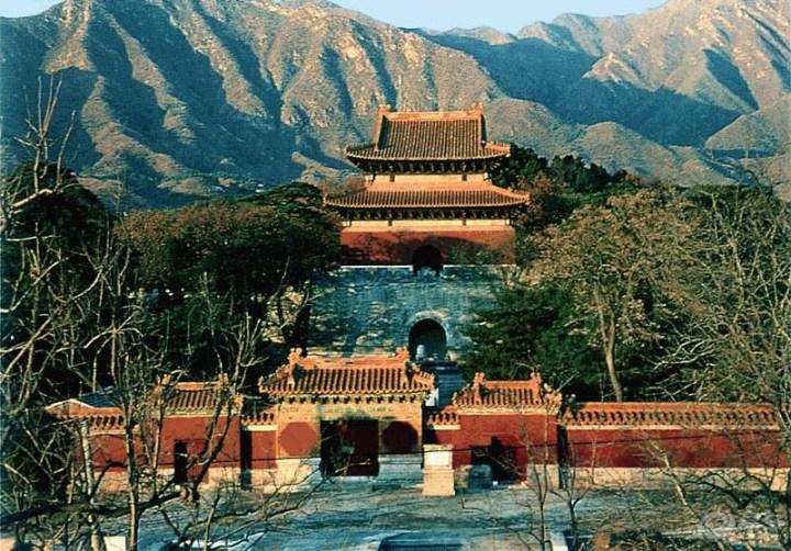 北京 明十三陵/地宫的奢华跟皇宫一样