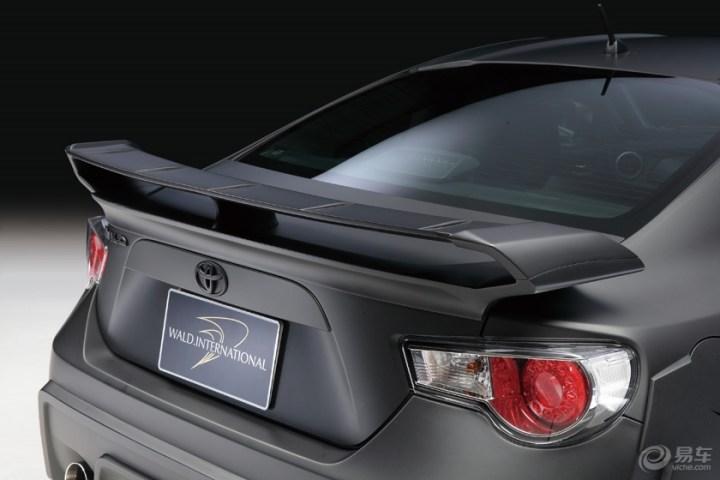 丰田2012新86 GT86改装WALD包围套件