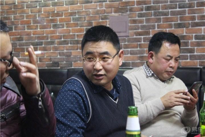 【烟台C4L车友会12月聚会】大美福山全羊席