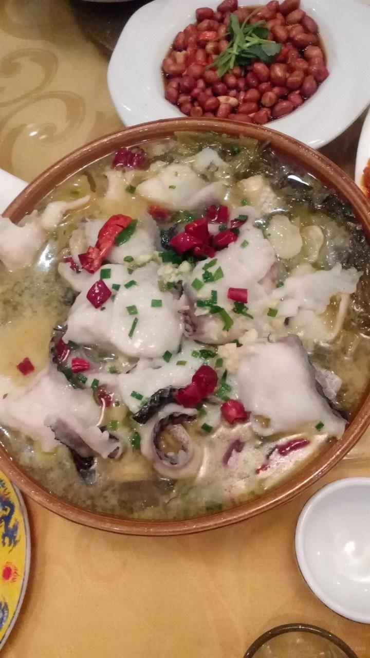 晒美食-春节团圆饭