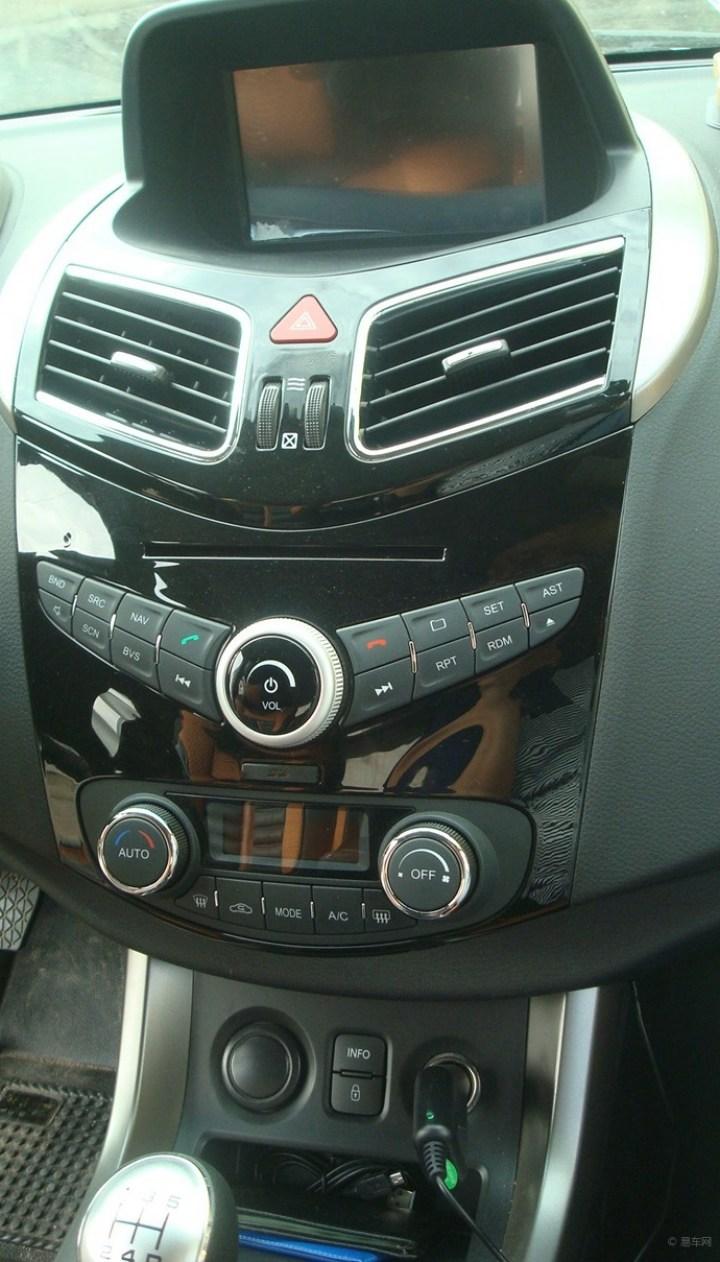 海马s5 14款 1.6l 手动智尊型1000公里提车作业论坛 中国汽高清图片