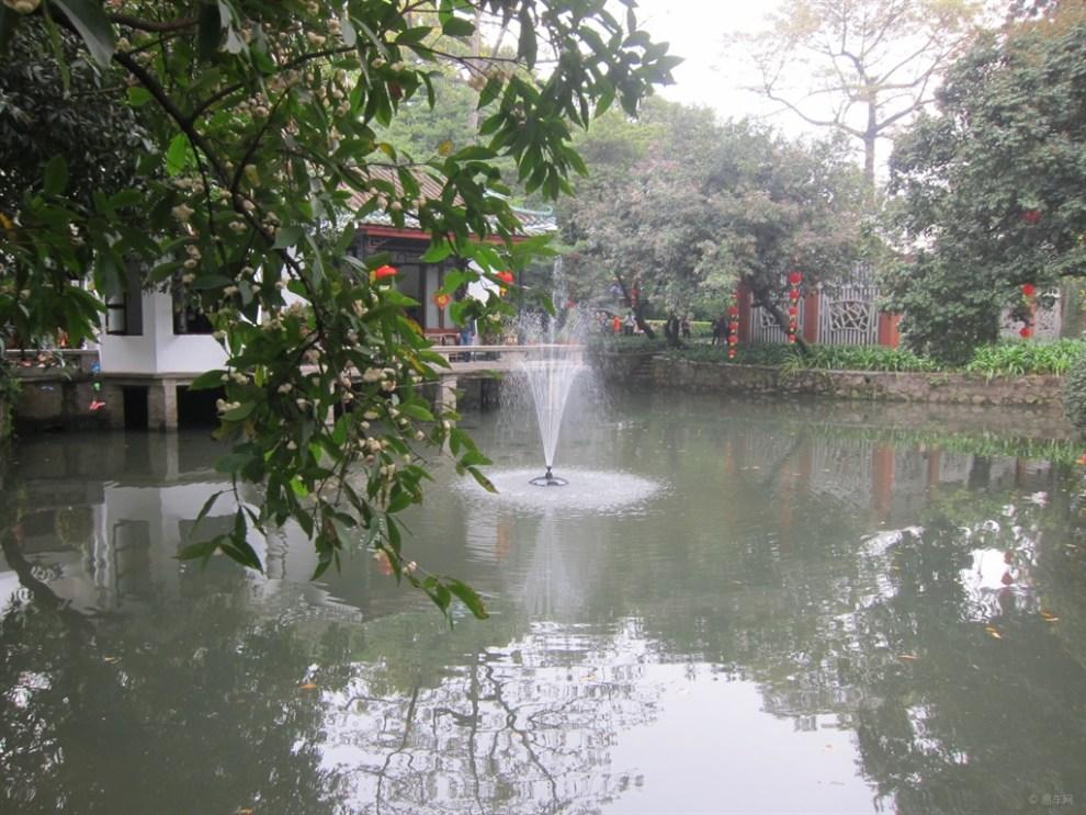 广州兰圃公园