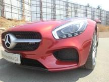 奔驰AMG GTS 车友静态详细拍摄分享
