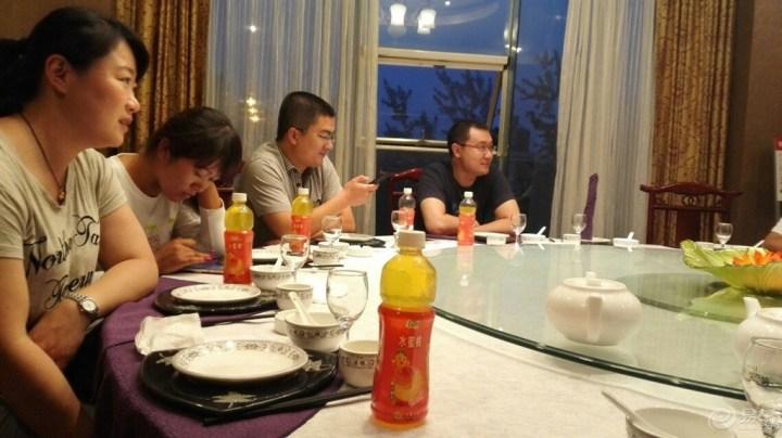 9月烟台C4L中秋节聚餐