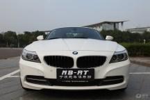 美丽的邂逅—90后美女提BMW Z4加入宁波跑车...