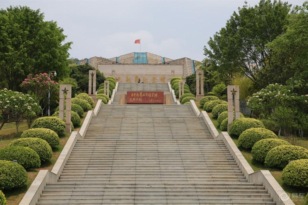 【【首发参观】种花百色起义纪念公园】_辽宁原创阳台景观设计与图片