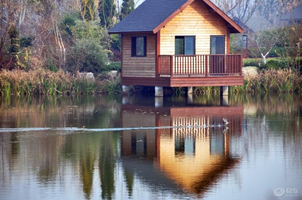 清音平湖拆除三幢别墅