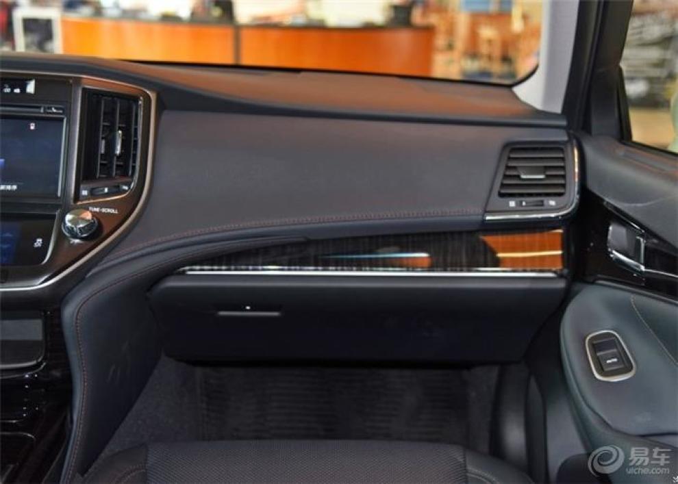 汽丰田-皇冠2015款皇冠2.5L智享版