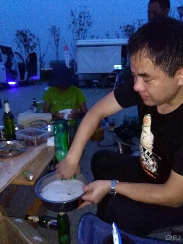 消夏纳凉过我们自己的啤酒节——房车车友第三届露营大聚会