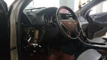 更换方向机联轴器,解决异响