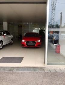 A3 Sportback进取型探戈红提车提车一周感受