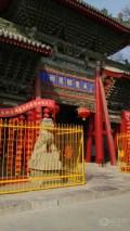 2017踏青三月之畅游三原城隍庙