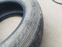 4年4个月-- 6.3万公里更换轮胎