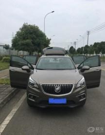 2017款20T精英型昂科威提车记