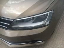 1.4T自动舒适 金色速腾用车体验