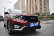 国产7座SUV性价比超高的代言人 比速T5