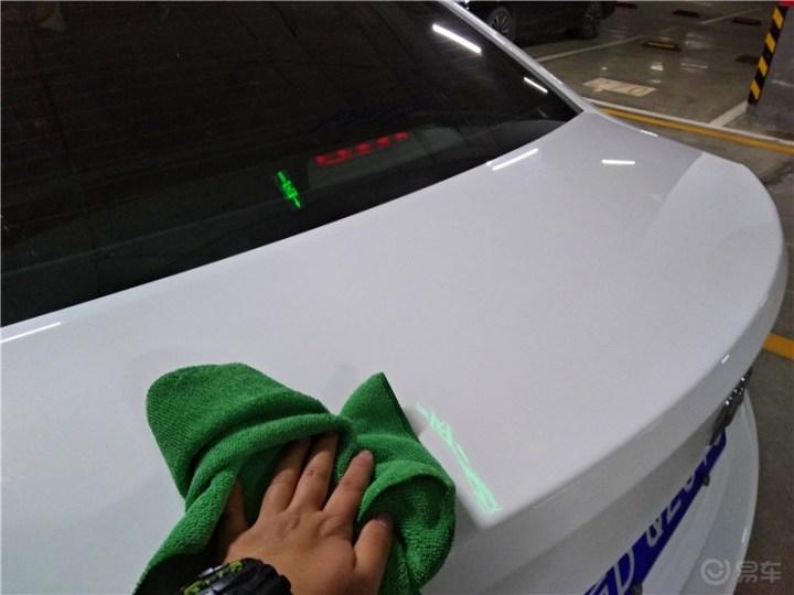 【吉林市长安车友会】为爱车手工打蜡作业及操作规程
