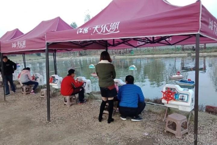 北汽绅宝泰州宝泽4S店带你玩转扬州天乐湖