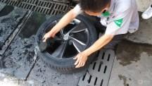 [简单实测] 君威GS普通轮胎换装佳通288RF...