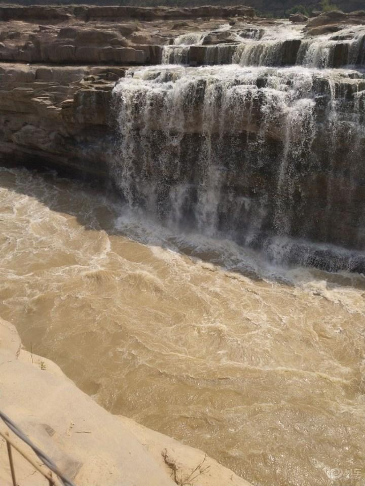 黄河之水天上来,让人叹为观止的壶口瀑布一日游