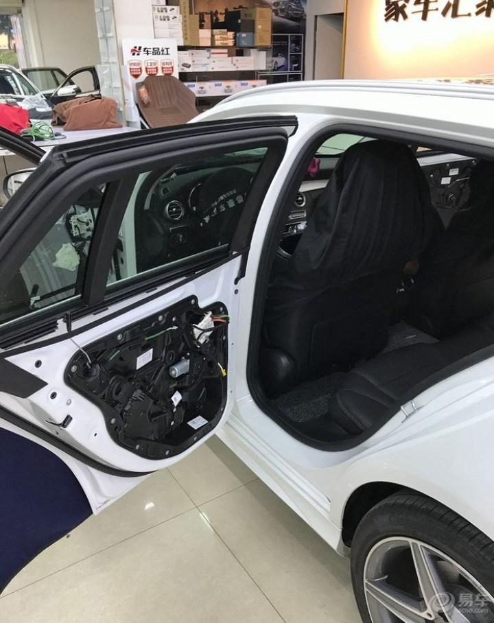 C200 Estate提车作业