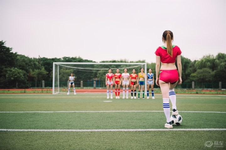 【大片大片】足球宝贝来袭,各位,别眨眼(下)