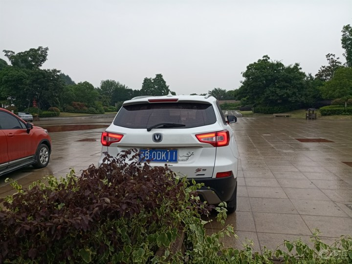 【无锡长安SUV联盟】自驾小七爬安阳山